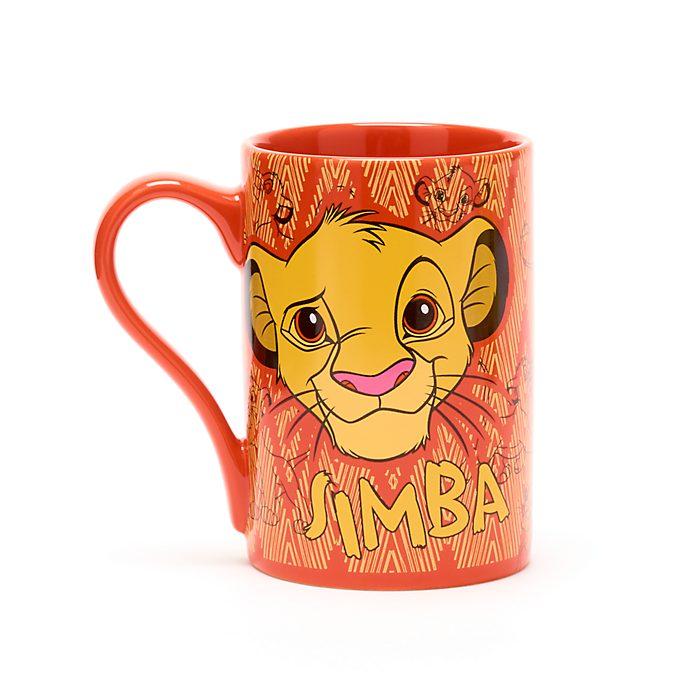 Taza Simba, El Rey León, Disney Store