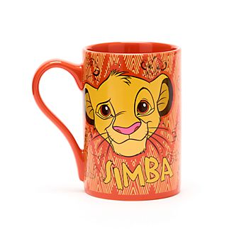 Tazza Simba Il Re Leone Disney Store