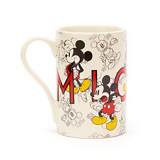 Taza Mickey Mouse, Disney Store