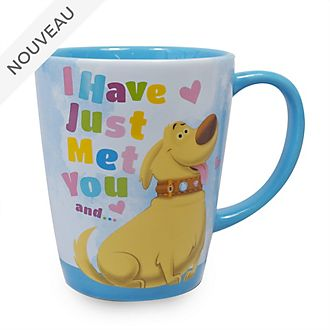 Disney Store Mug Doug, Là-Haut