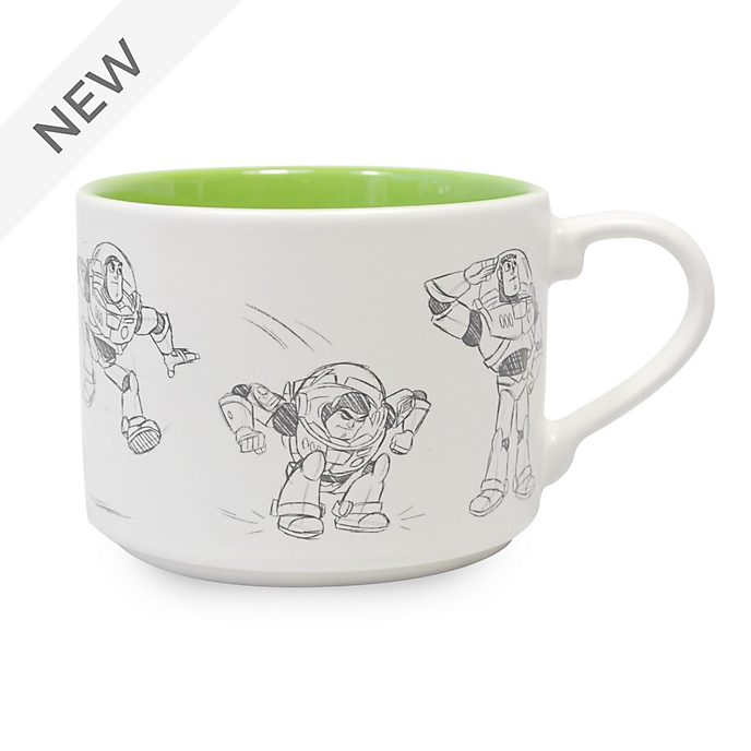Disney Store Buzz Lightyear Stackable Mug, Toy Story