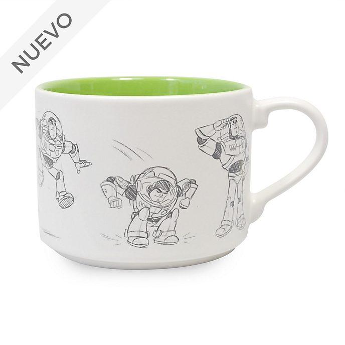 Taza apilable Buzz Lightyear, Toy Story, Disney Store