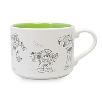 Disney Store Mug empilable Buzz l'Éclair, Toy Story