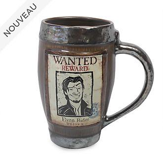 Disney Store Mug Canard boiteux, Raiponce