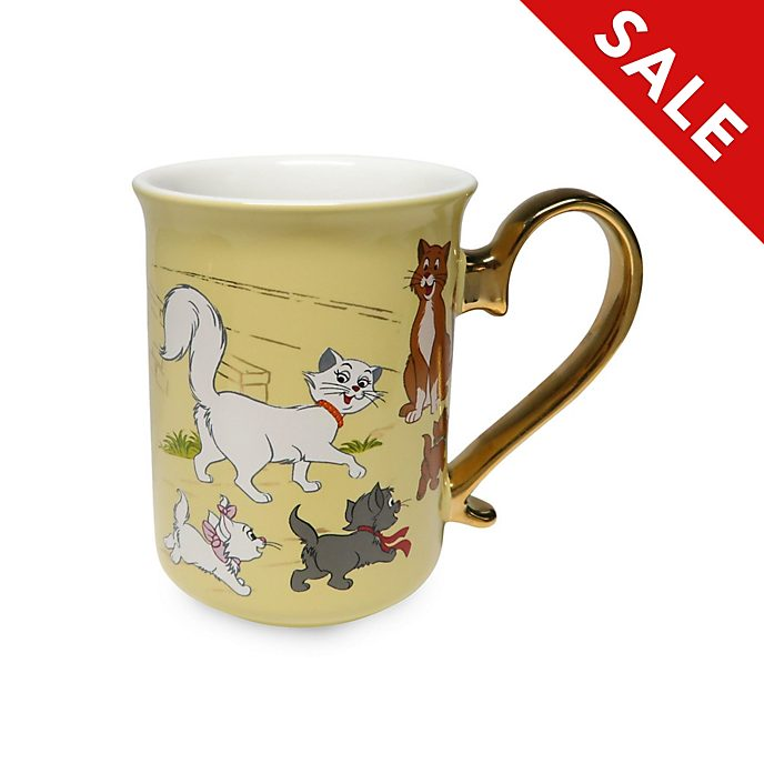 Disney Store The Aristocats 50th Anniversary Mug