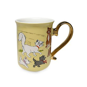 Disney Store The Aristocats 50th Anniversary Mug