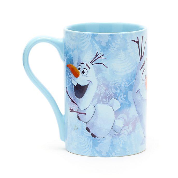 Taza Olaf, Frozen, Disney Store