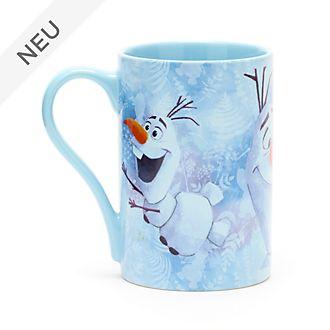 Disney Store - Die Eiskönigin - völlig unverfroren - Olaf - Becher