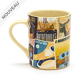 Disney Store Mug affiche Disney Pixar
