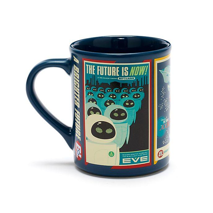 Disney Store Mug WALL-E, Disney Pixar