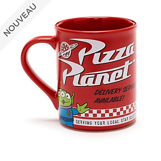 Disney Store Mug affiche Pizza Planet, Toy Story
