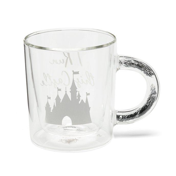 Walt Disney World Mug Château de Fantasyland en verre