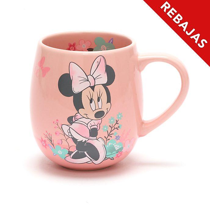 Taza rosa Minnie Mouse, Disney Store