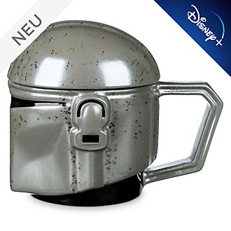 Walt Disney World - The Mandalorian - Helm-Becher mit Deckel