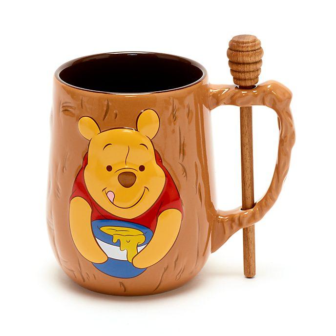 Tazza e stirrer Winnie the Pooh Disney Store