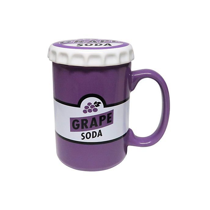 Disney Store Up Grape Soda Mug with Lid