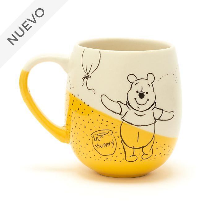 Taza Winnie the Pooh, Disney Store