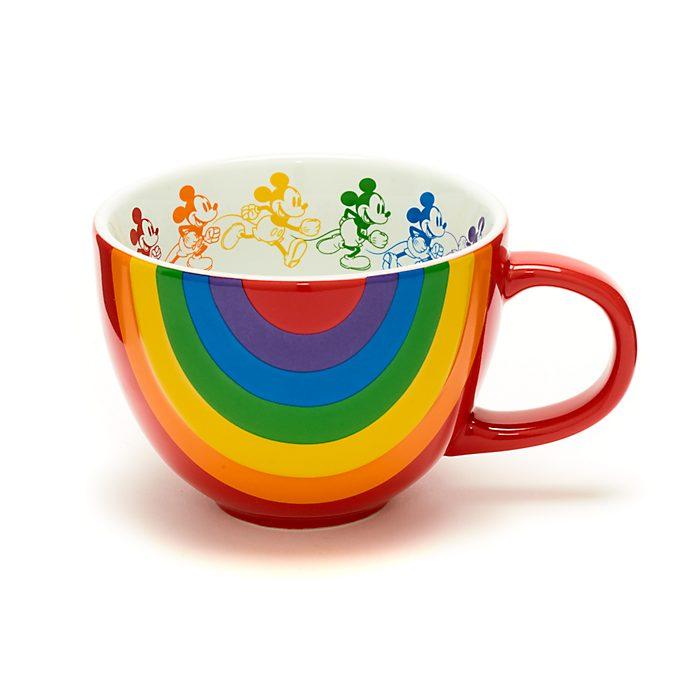 Disney Store Mickey Mouse Rainbow Disney Mug