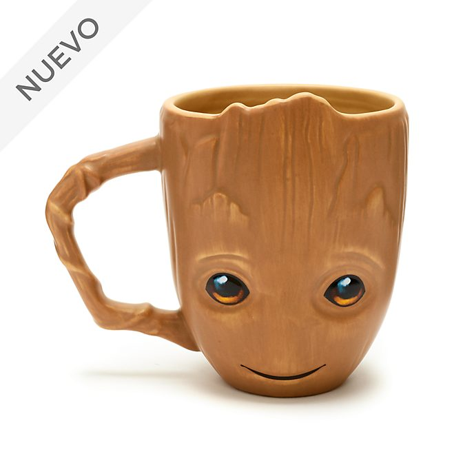 Taza con forma Groot, Guardianes de la Galaxia, Disney Store