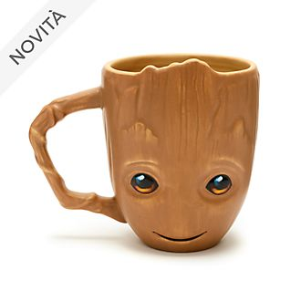 Tazza personaggio Groot Guardiani della Galassia Disney Store
