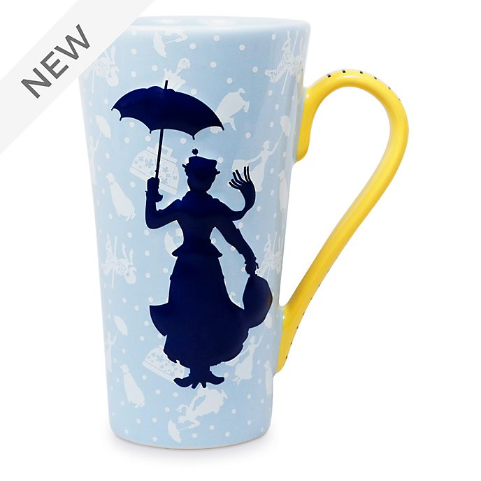 Disney Store Mary Poppins Mug