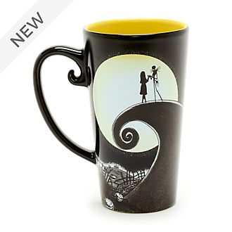 Disney Store The Nightmare Before Christmas Heat Changing Mug