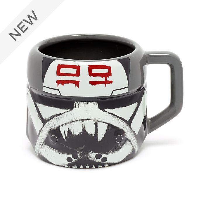 Disney Store Wrecker Mug, Star Wars: The Bad Batch