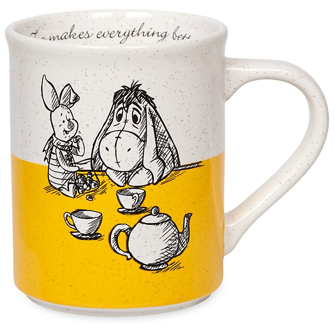 Disney Store Winnie the Pooh and Friends Mug, Christopher Robin