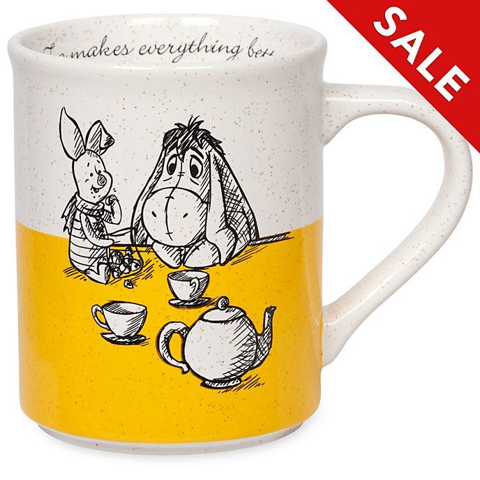 Disney Store Winnie the Pooh and Friends Mug, Christopher Robin