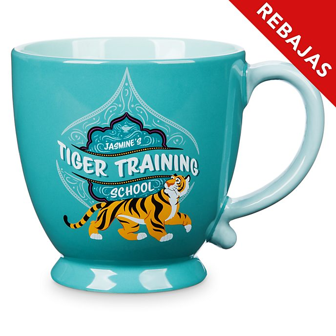 Taza Tiger Training School princesa Yasmín, Disney Store