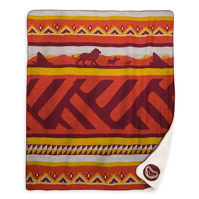 Disney Store The Lion King Fleece Throw