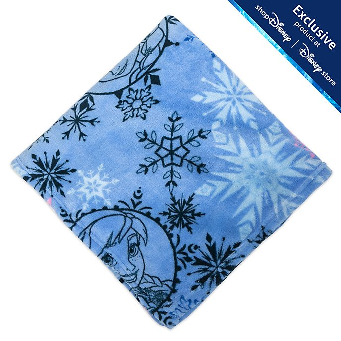 Disney Store Frozen 2 Fleece Throw