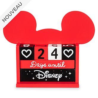 Disney Store Calendrier compte à rebours Mickey