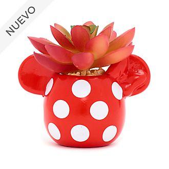 Macetero con planta artificial Minnie Mouse, Disney Store