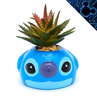 Disney Store Stitch Artificial Potted Plant