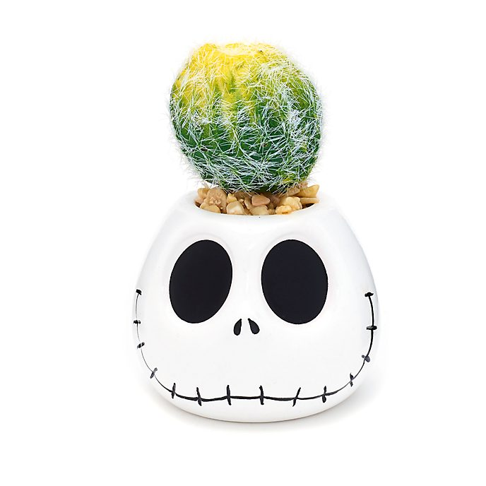 Disney Store Jack Skellington Artificial Potted Plant