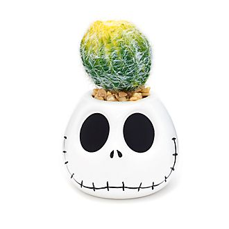 Macetero con planta artificial Jack Skelleton, Disney Store