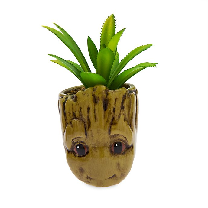Disney Store Groot Artificial Potted Plant, Guardians of the Galaxy
