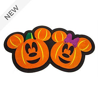 Disney Store Mickey and Minnie Halloween Door Mat