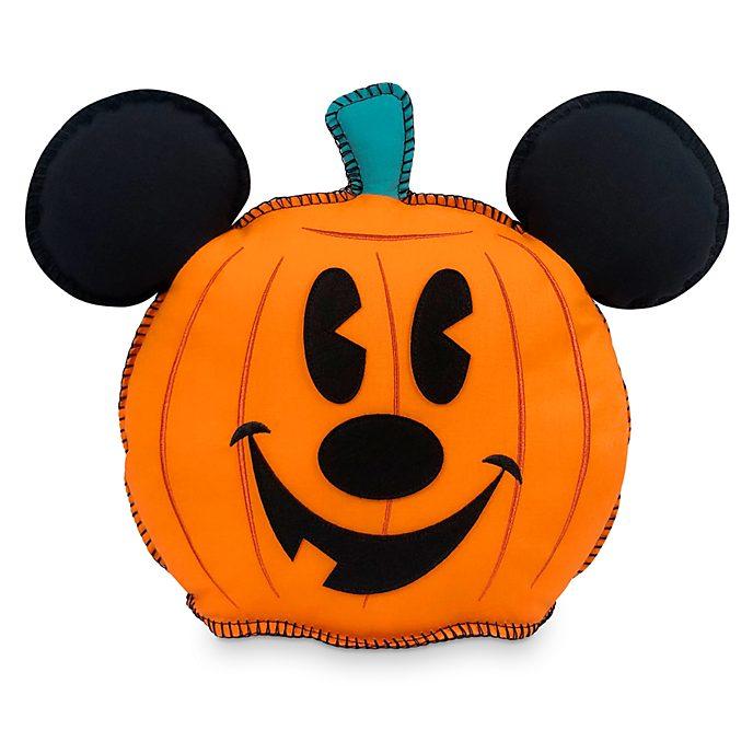 Disney Store Mickey Mouse Pumpkin Cushion Shopdisney Uk