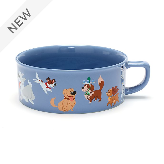Disney Store Disney Dogs Pet Bowl