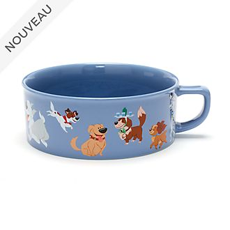 Disney Store Gamelle chiens, collection Disney Dogs