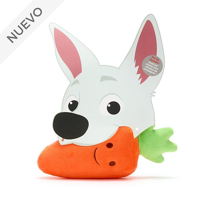 Mordedor zanahoria perros, Bolt, Disney Store