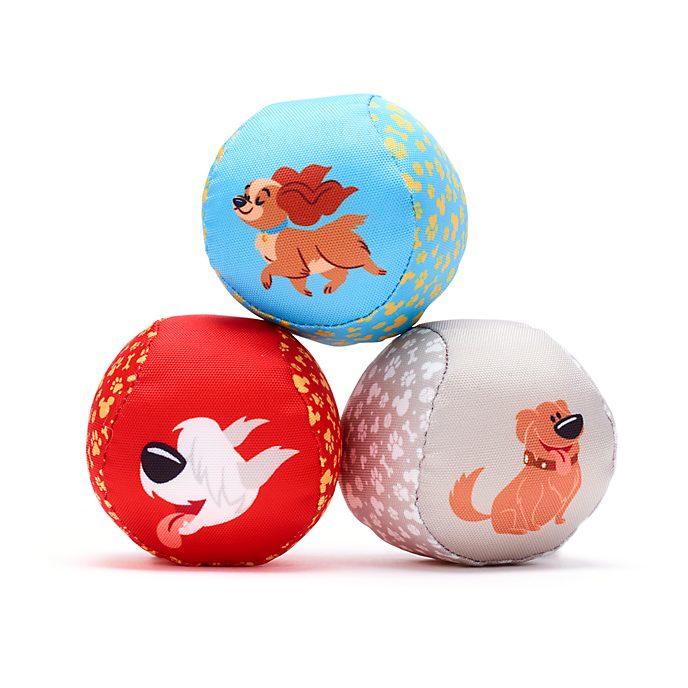 Set di giocattoli da masticare per animali Cani Disney, Disney Store