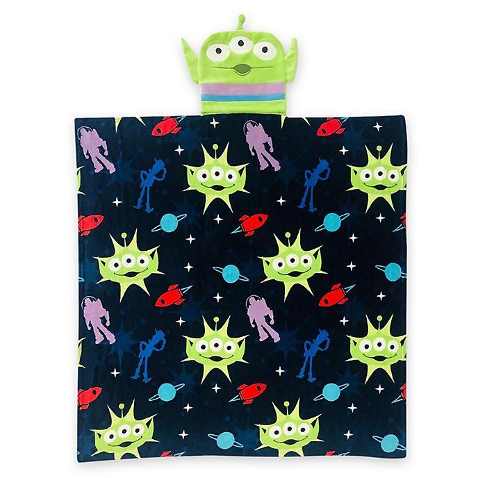 Disney Store Alien Convertible Fleece Throw, Toy Story