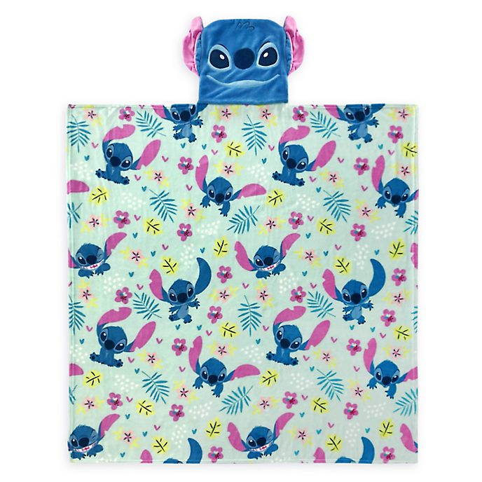 Manta polar convertible Stitch, Disney Store