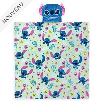 Disney Store Jeté convertible Stitch en polaire