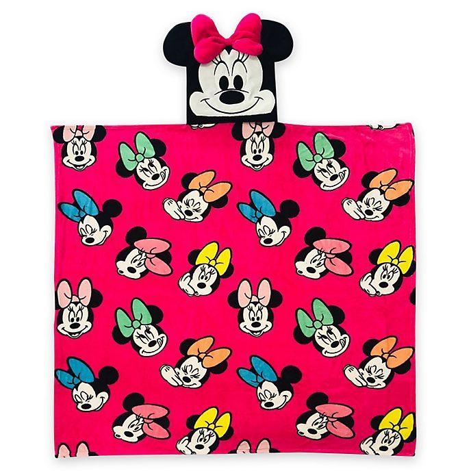 Disney Store - Minnie Maus - Kombi-Tagesdecke aus Fleece