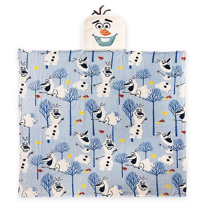Disney Store - Die Eiskönigin2 - Olaf - Kombi-Tagesdecke aus Fleece