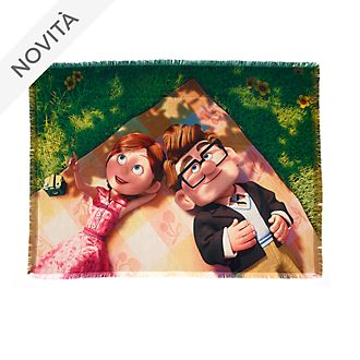 Coperta in pile Carl e Ellie Up Disney Store